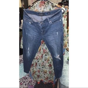 Lucky Brand Lolita Low Rise Jeans
